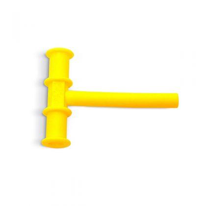 Žuvacia trubička - žltá